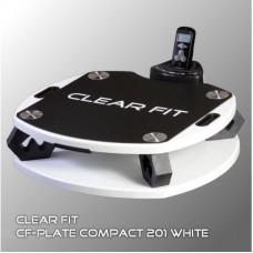 Виброплатформа Clear Fit CF-PLATE Compact 201 WHITE в Москве