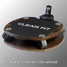 Виброплатформа Clear Fit CF-PLATE Compact 201 WENGE в Москве