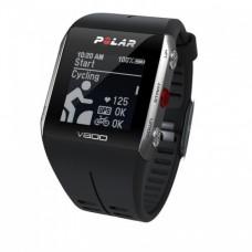 POLAR V800 HR (black) спортивные GPS-часы в Москве
