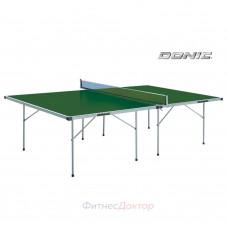 Всепогодный складной теннисный стол Donic TOR-4 зеленый в Москве